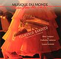 Couverture : Flamenco Barroco avec Catherine Latzarus (clavecin)