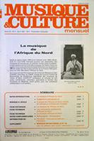 Musique de l'Afrique du Nord (avec Jean During)